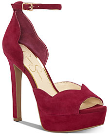 Jessica Simpson Bilick Platform Dress Sandals