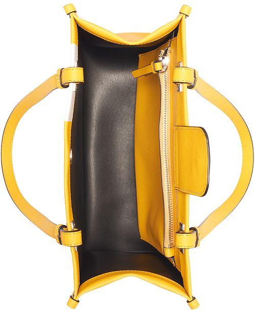 d644f15258 Calvin Klein Franzy Logo Tote & Reviews - Handbags & Accessories ...