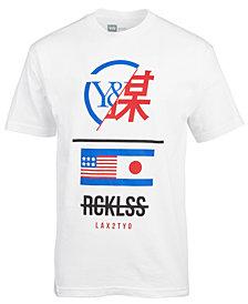 Young & Reckless Men's Shinjuku Logo-Print T-Shirt