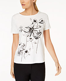 Weekend Max Mara Enna Embellished Top