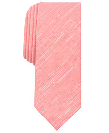 Original Penguin Men's Vitas Solid Skinny Tie