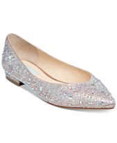 400dfc727aa Blue by Betsey Johnson Bridal Shoes and Evening Shoes - Macy s