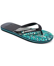 Quiksilver Men's Molokai Highline Division Sandals