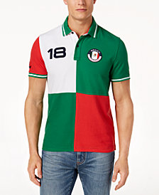 Tommy Hilfiger Men's Classic Fit Country Polo, Created for Macy's