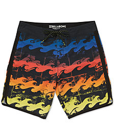 Billabong '73 Line Up Swim Trunks, Big Boys
