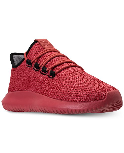 eee94abfbc2 adidas Men s Tubular Shadow Casual Sneakers from Finish Line ...