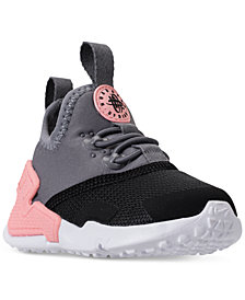 Nike Toddler Girls' Huarache Drift Casual Sneakers from Finish Line