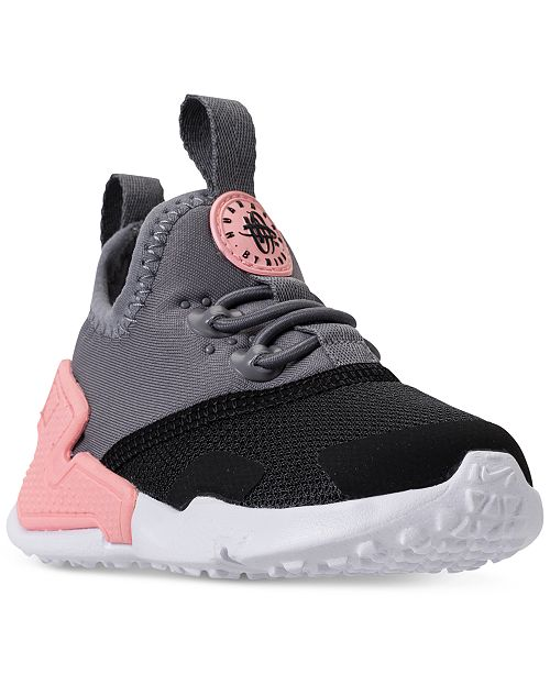 4b474ef63d0b Nike Toddler Girls  Huarache Drift Casual Sneakers from Finish Line ...