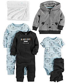 Carter's Baby Boys Bear-Print Separates