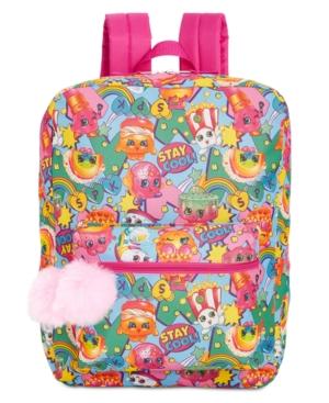 Shopkins Little  Big Girls Printed Backpack