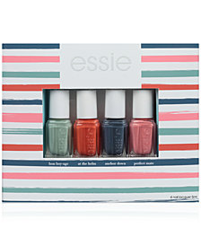 essie 4-Pc. Spring Mini Nail Polish Set