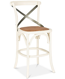 Gabel Counter Stool, Quick Ship