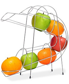 """Curved Fruit Chute by Chef Buddy, 12"""" x 14"""" x 4"""""""