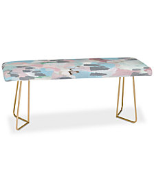 Deny Designs Laura Fedorowicz Vintage Quilt Bench