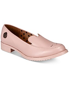 Pink Bunny Loafers from The Workshop at Macy's