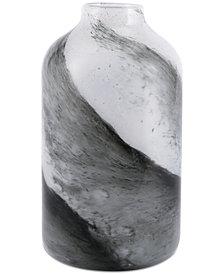 Zuo Noche Translucent Black & White Medium Bottle
