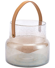 Zuo Clear Translucent Glass Large Lantern