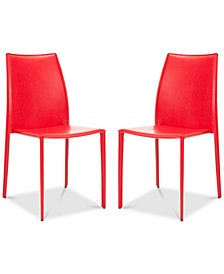 Olanta Stacking Chairs (Set Of 2)