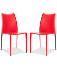 Olanta Stacking Chairs (Set Of 2), Quick Ship
