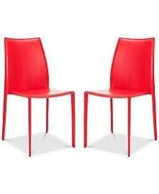 Olanta Stacking Chairs (Set Of 2), Quick Ship