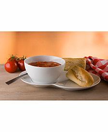 THOMAS ROSENTHAL Dinnerware, Loft Double Saucer