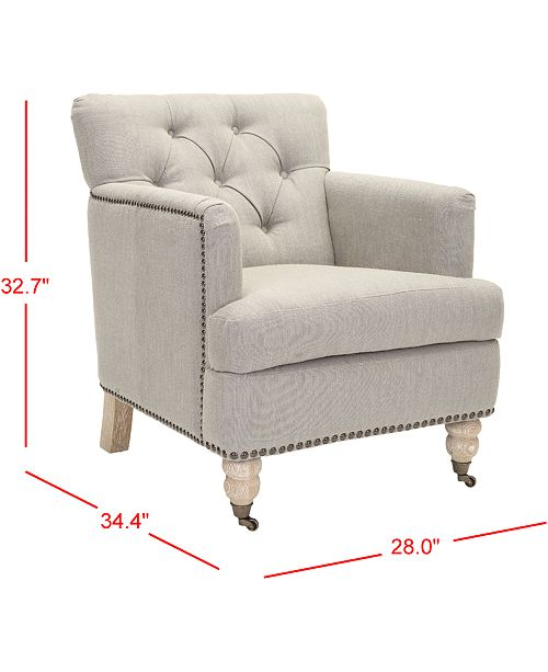 Safavieh Amsterdam Accent Chair Amp Reviews Chairs