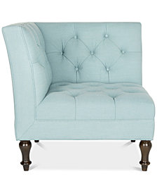 Nolan Accent Chair, Quick Ship