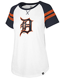'47 Brand Women's Detroit Tigers Flyout T-Shirt