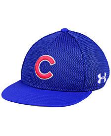 Under Armour Boys' Chicago Cubs Twist Cap