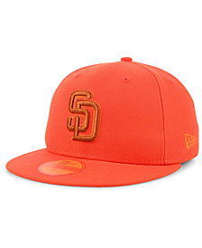 New Era San Diego Padres Prism Color Pack 59FIFTY Cap