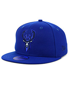New Era Milwaukee Bucks Color Prism Pack 59Fifty Fitted Cap