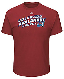 Majestic Men's Colorado Avalanche Appeal Play T-Shirt