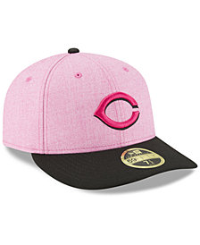 New Era Cincinnati Reds Mothers Day Low Profile 59Fifty Fitted Cap