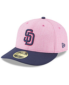 New Era San Diego Padres Mothers Day Low Profile 59Fifty Fitted Cap