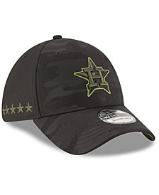New Era Houston Astros Memorial Day 39THIRTY Cap