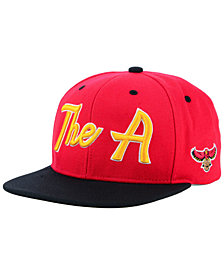 Mitchell & Ness Atlanta Hawks Town Snapback Cap