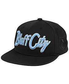 Mitchell & Ness Memphis Grizzlies Town Snapback Cap