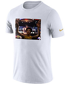 Nike Men's Lonzo Ball Los Angeles Lakers Rookie Photo Reel T-Shirt