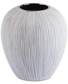 Zuo Anam White Small Vase