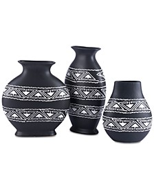 Kolla Black & White Vase Collection