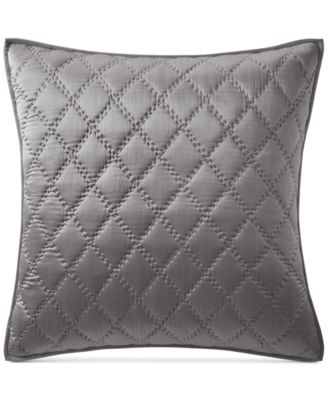 Silk Quilted European Sham, Created for Macy's