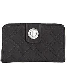 RFID Turnlock Wallet