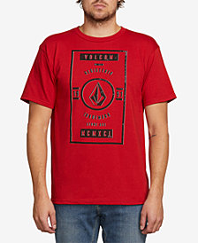 Volcom Men's Swindle Graphic-Print T-Shirt