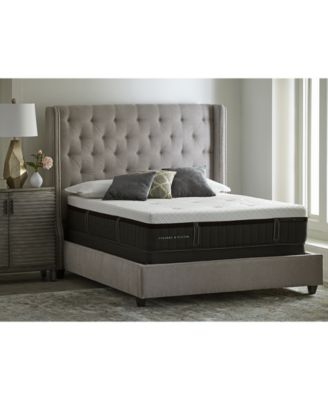 Stearns Foster Low Profile Box Spring King Mattresses Macys