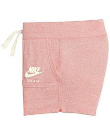 Nike Big Girls Sportswear Shorts