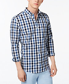 Tommy Hilfiger Men's Josh Plaid Shirt, Created for Macy's