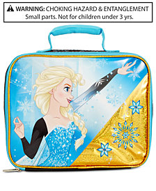 Frozen Little & Big Girls Frozen Insulated Lunch Bag