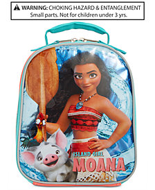 Disney's Little & Big Girls Moana Insulated Lunch Bag