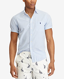 Polo Ralph Lauren Men's Classic Fit Sport Shirt