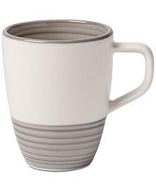Villeroy & Boch Manufacture Gris Espresso Cup